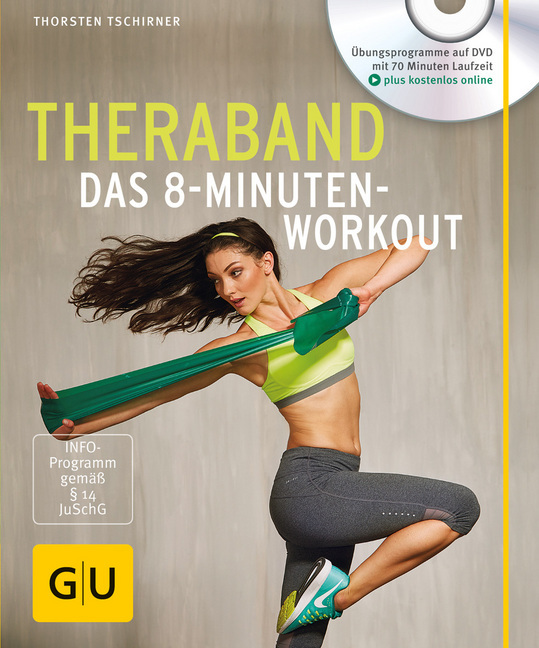 Cover Theraband, m. DVD