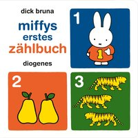 Cover Miffys erstes Zählbuch