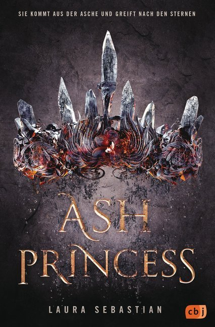 Cover Ash Princess - Ash Princess