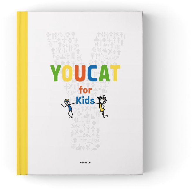Cover YOUCAT for Kids