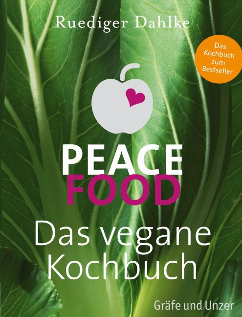 Cover Peace Food - Das vegane Kochbuch