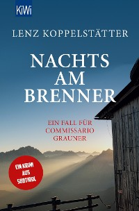 Cover Nachts am Brenner