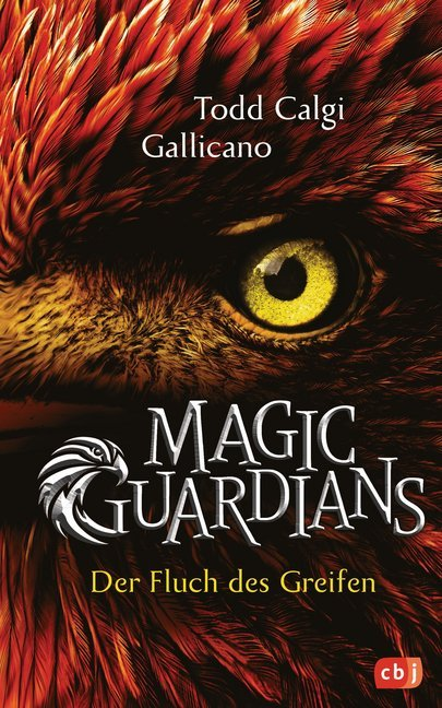 Cover Magic Guardians - Der Fluch des Greifen