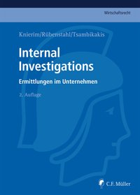 Cover Internal Investigations