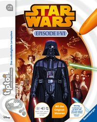 Cover Star Wars - Episode I-VI