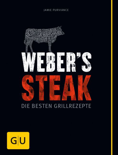 Cover Weber's Steak