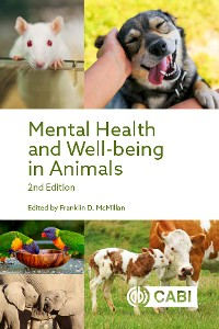Cover Mental Health and Well-being in Animals