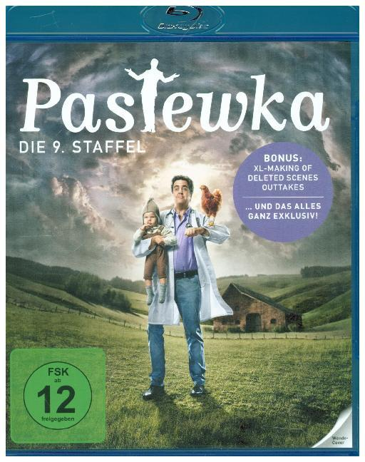 Cover Pastewka, 2 Blu-ray