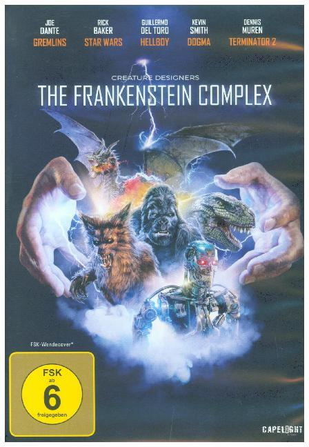 Creature Designers: The Frankenstein Complex. DVD
