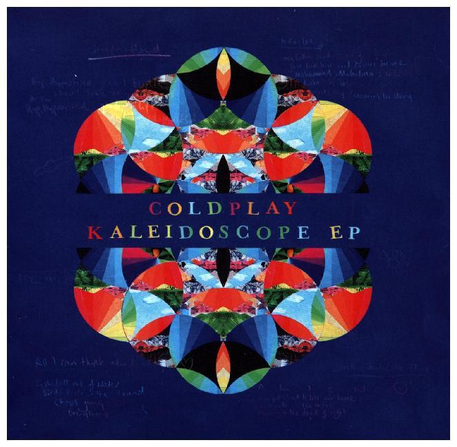 Kaleidoscope, 1 Audio-CD (EP)
