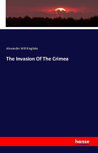 Cover The Invasion Of The Crimea