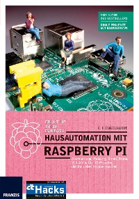 Cover Hausautomation mit Raspberry Pi
