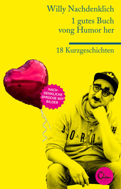 Cover 1 gutes Buch vong Humor her