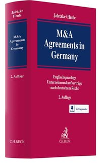 Cover M&A Agreements in Germany