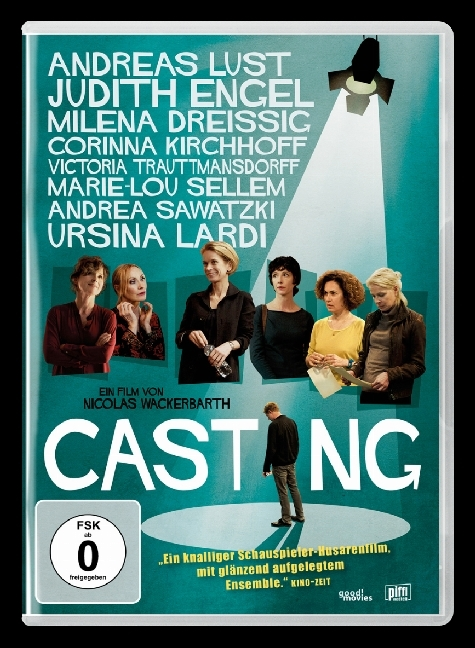 Cover Casting, 1 DVD