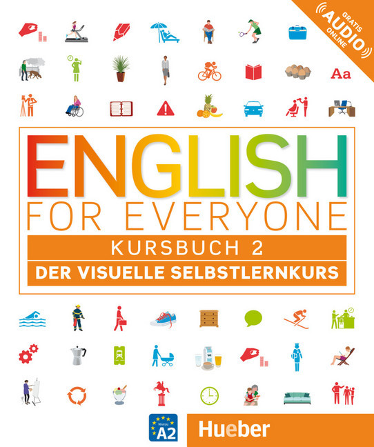 Cover English for Everyone Kursbuch 2