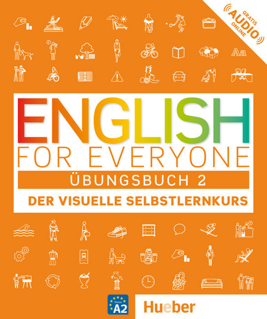 Cover English for Everyone Übungsbuch 2