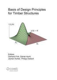 Cover Basis of Design Principles for Timber Structures