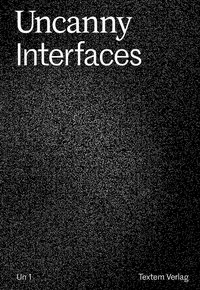 Cover Uncanny Interfaces