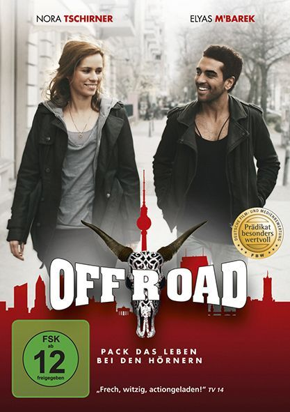 Cover Offroad, 1 DVD