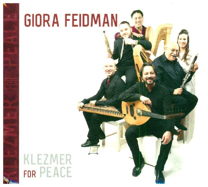 Klezmer for Peace, 1 Audio-CD