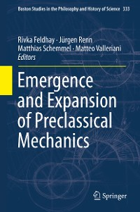 Emergence and Expansion of Preclassical Mechanics