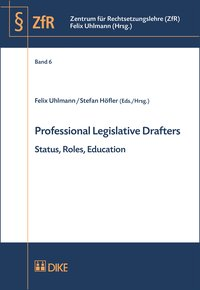 Cover Professional Legislative Drafters