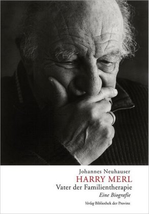 Cover Harry Merl - Vater der Familientherapie