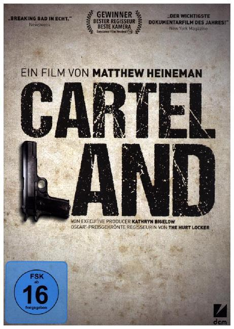 Cartel Land, 1 DVD
