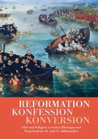 Cover Reformation-Konfession-Konversion