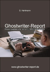 Cover Ghostwriter Report