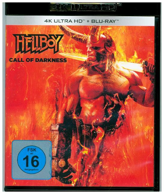 Hellboy - Call of Darkness (UHD Blu-ray)