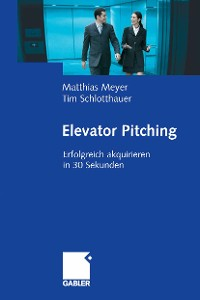 Cover Elevator Pitching
