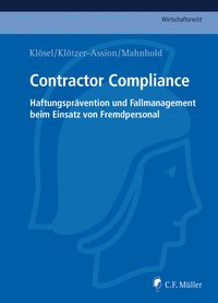Cover Contractor Compliance