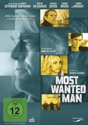 Cover A Most Wanted Man, 1 DVD