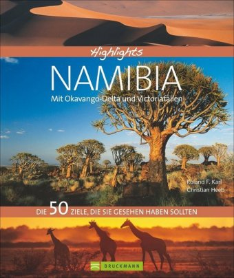 Cover Highlights Namibia