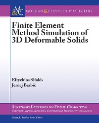 Cover Finite Element Method Simulation of 3D Deformable Solids