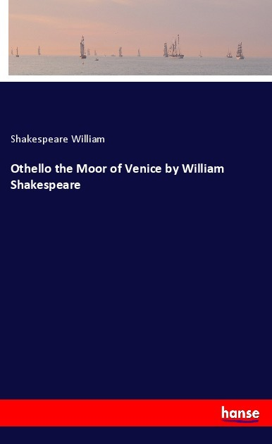 Cover Othello the Moor of Venice by William Shakespeare