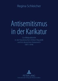 Cover Antisemitismus in der Karikatur