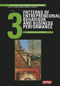 Cover Patterns of Entrepreneurial Behaviour and Business Performance