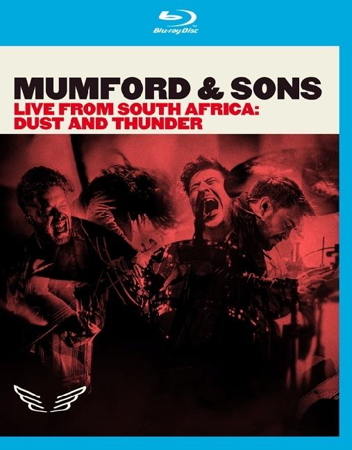 Live In South Africa: Dust And Thunder, 1 Blu-ray