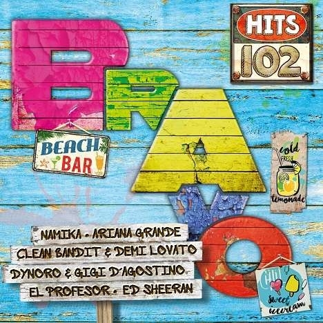Bravo Hits. Vol.102, 2 Audio-CDs