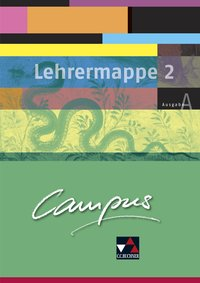 Cover Campus A / Campus A Lehrermappe Basis 2