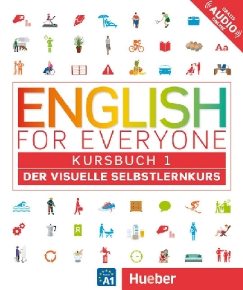 Cover English for Everyone Kursbuch 1