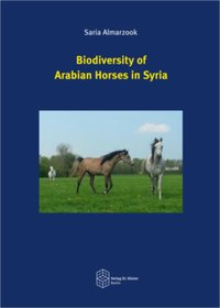 Cover Biodiversity of Arabian horses in Syria