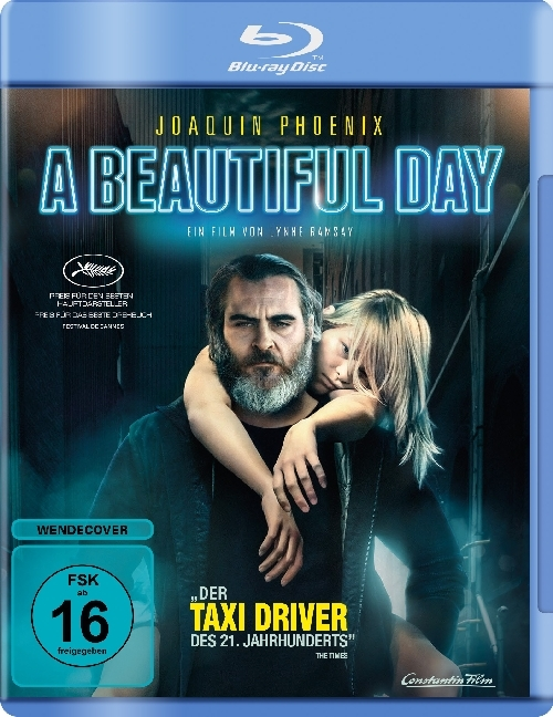 Cover A Beautiful Day, 1 Blu-ray