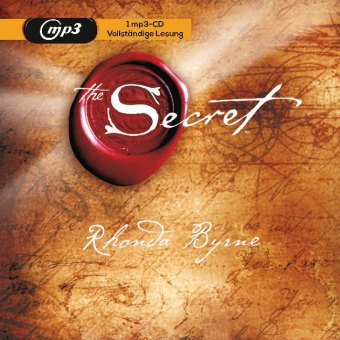 Cover The Secret - Das Geheimnis, 1 MP3-CD