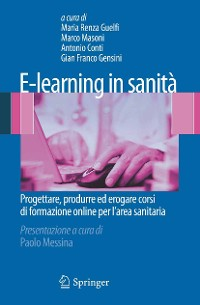 E-learning in sanità