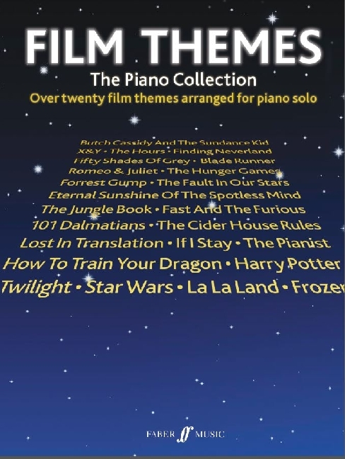 Cover Film Themes: The Piano Collection