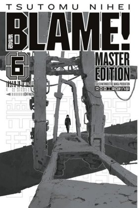 Blame! Master Edition. Bd.6